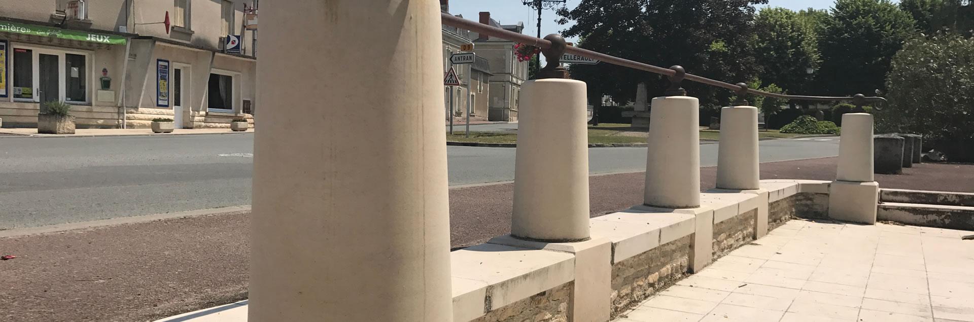 Maquignon - La pierre de Haims